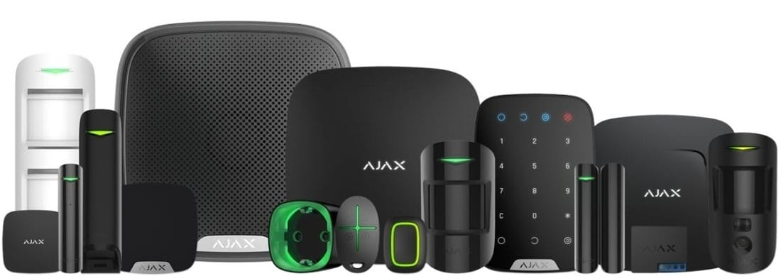 Ajax Home Alarm Installation