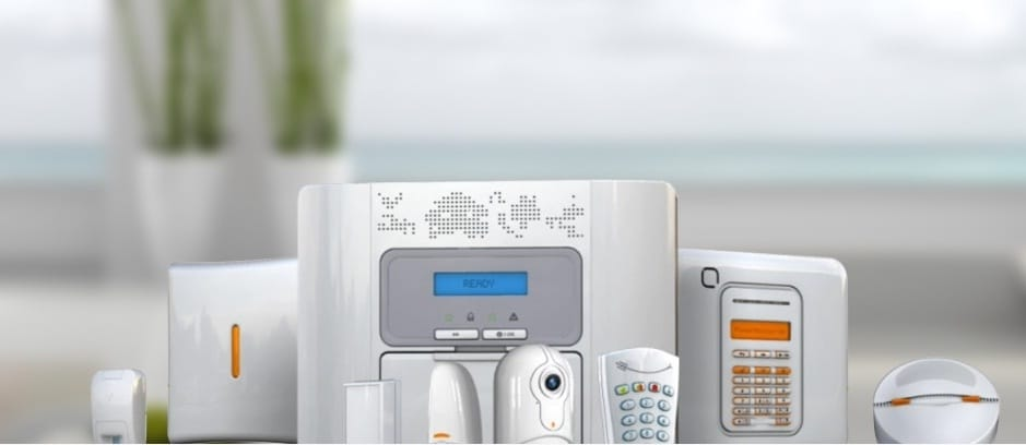 Visonic Alarm Installation